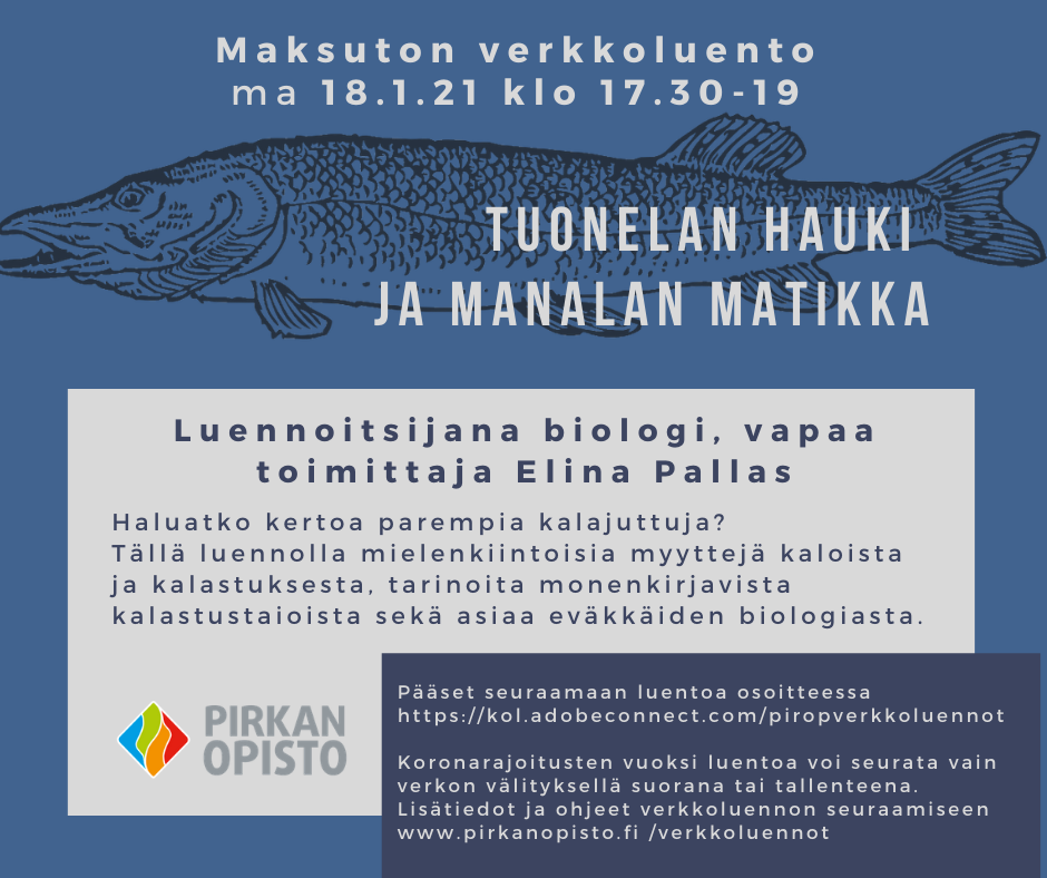 Luento 18.1.2021 Tuonelan_hauki_ja_manalan_matikka